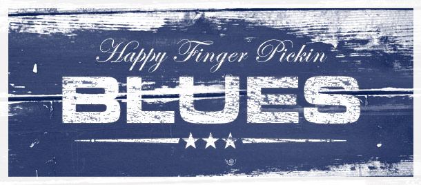 Happy Finger Pickin' Blues