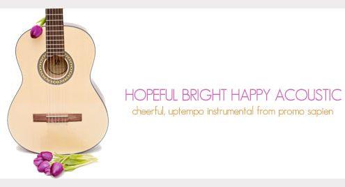 Hopeful Bright Happy Acoustic