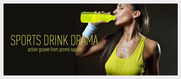 Sports Drink Drama