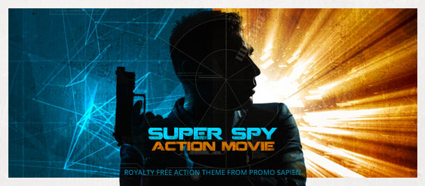 Super Spy Action Movie