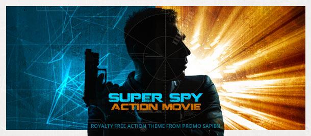 Super Spy Action Movie