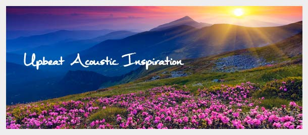 Upbeat Acoustic Inspiration