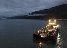 Alaska Power and Telephone - Lynn Canal Fiber