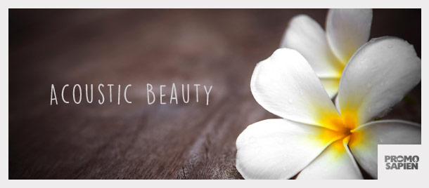 Acoustic Beauty