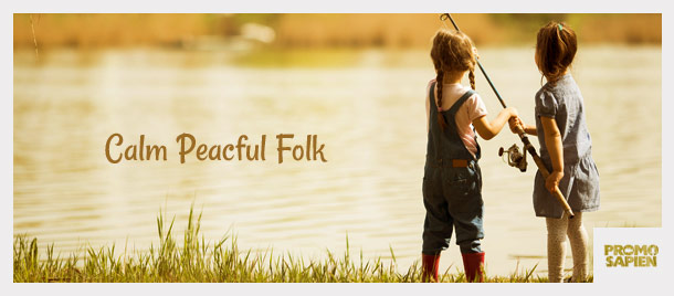 Calm Peaceful Folk