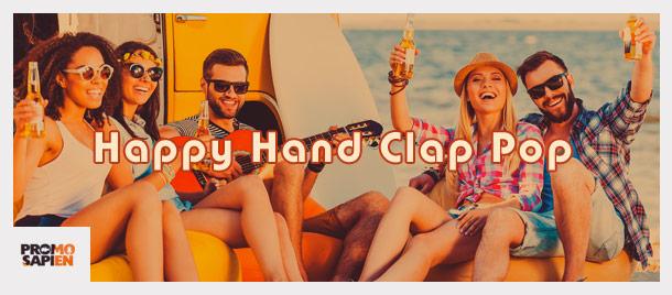 Happy Hand Clap Pop