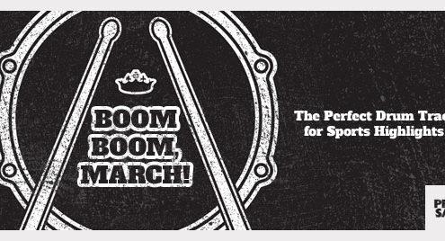 Boom Boom, March!
