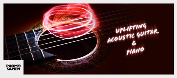Uplifting Acoustic Guitar and Piano