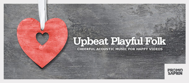 Upbeat Playful Folk