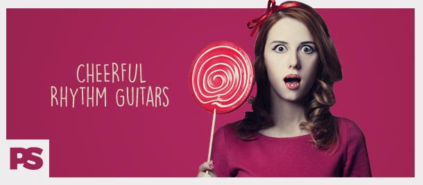 Cheerful Rhythm Guitars