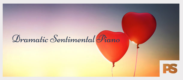 Dramatic Sentimental Piano