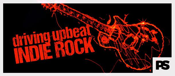 Driving Upbeat Indie Rock