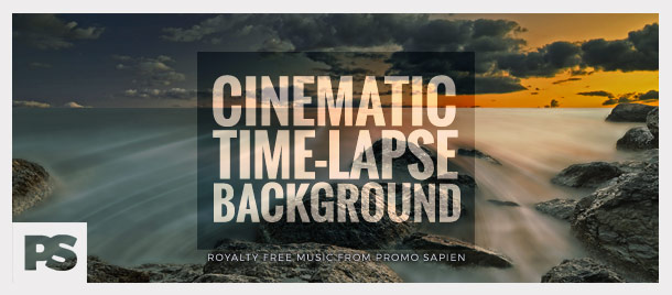 Cinematic Time-Lapse Background
