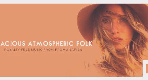Spacious Atmospheric Folk