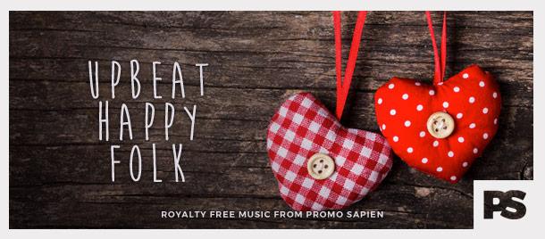 Upbeat Happy Folk
