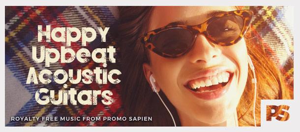 Happy Upbeat Acoustic Guitars