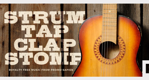 Strum Tap Clap Stomp