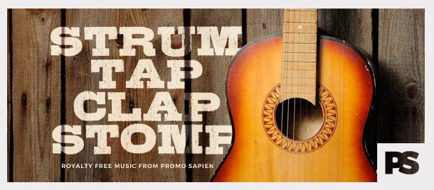 Strum Tap Clap Stomp