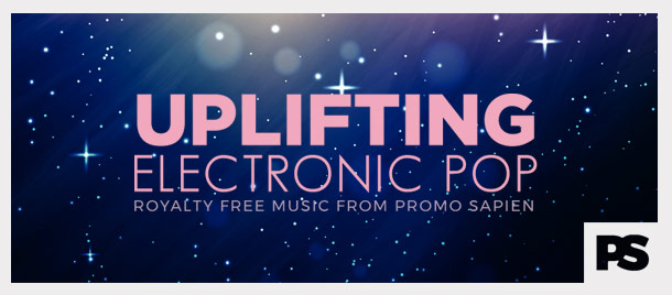 Uplifting Electronic Pop