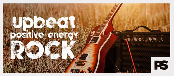 Upbeat Positive Energy Rock