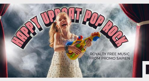 Happy Upbeat Pop Rock