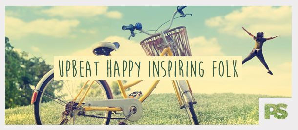 Upbeat Happy Inspiring Folk