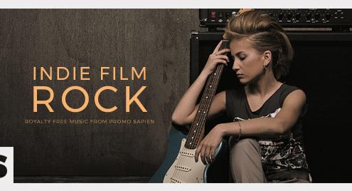Indie Film Rock
