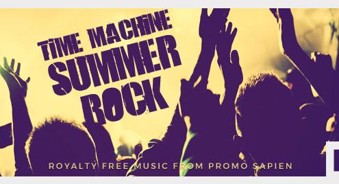 Time Machine Summer Rock